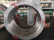 Low Carbon Single Wall Steel Bundy Tube Coated Galvanized Surface Be Flat