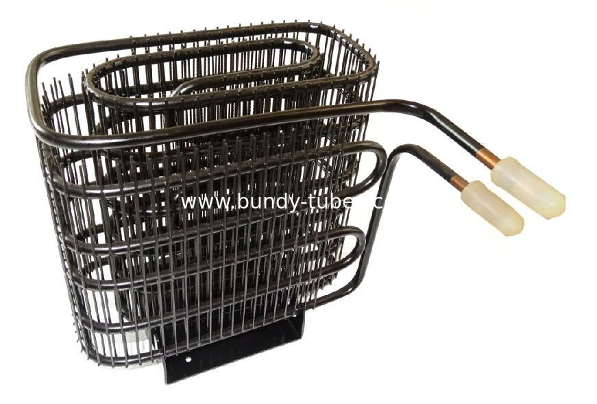 Fridge Cooling Wire Bundy Tube Refrigerator Condenser Meet National And European Standard