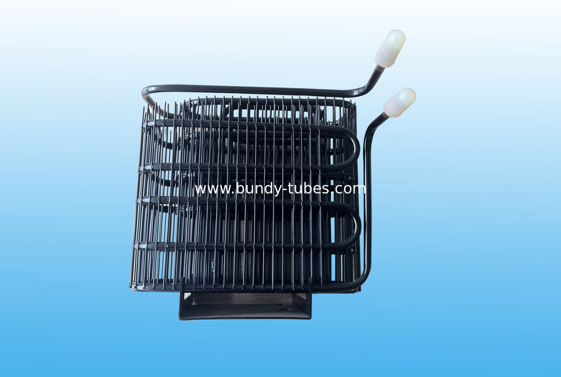 Black Refrigerator Condenser With GB / T23134 - 2008