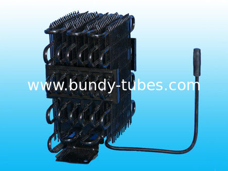 Custom Copper Coated Wire Tube Condenser For Refrigeration