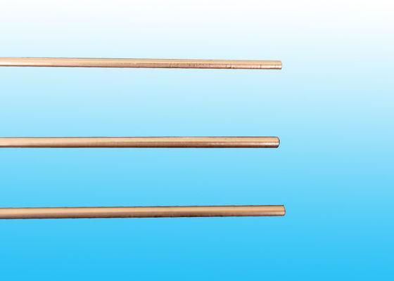 نحاسيّ coated ضاغط ينقل أنبوب, مزدوج جدار لحام 3,6 * 0,5 mm
